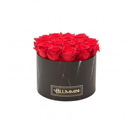 LARGE MARMOR KOLLEKTSIOON - must karp VIBRANT RED uinuvate roosidega.jpg