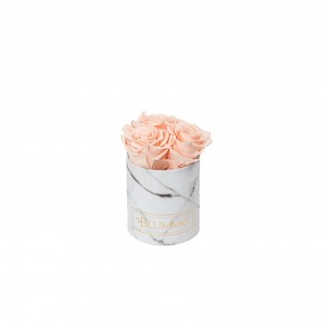 XS BLUMMiN - valge marmorkarp PEACHY PINK roosidega.jpg