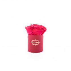 XS BLUMMIN - RED BOX WITH VIBRANT RED ROSES