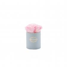 XS BLUMMiN - helehall karp BRIDAL PINK roosidega