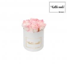 KALLILE EMALE - SMALL VALGE KARP LOVELY PINK ROOSIDEGA