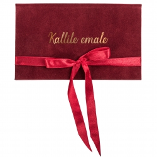 KALLILE EMALE - TUMEPUNANE SAMETIST KAART