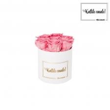 KALLILE EMALE - SMALL VALGE KARP BABY PINK ROOSIDEGA