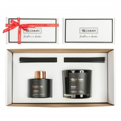 GIFT BOX ROSES SPECIAL - HOME FRAGRANCE & SCENTED SOY WAX CANDLE