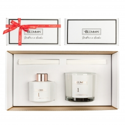 GIFT BOX COSY HOME - HOME FRAGRANCE & SCENTED SOY WAX CANDLE